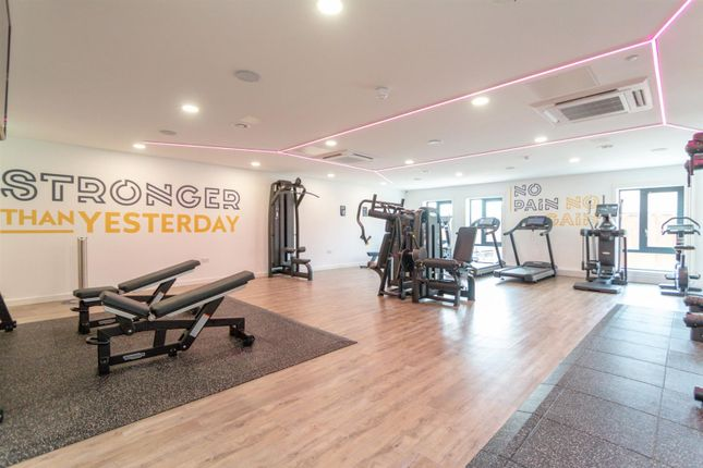 Gym (4) of Oxbow, Back Hulme Street, Salford M5