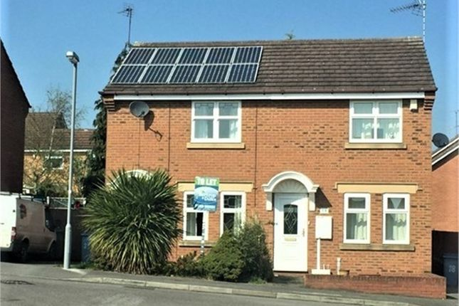 2 bed semi-detached house to rent in Greenfinch Dale, Gateford, Worksop, Nottinghamshire S81