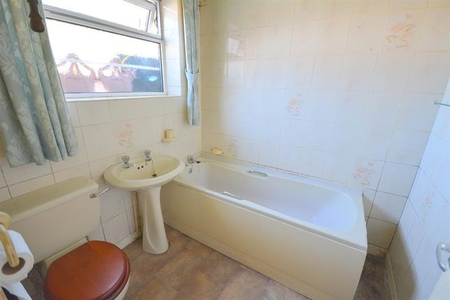 Bathroom of Redworth Road, Shildon DL4