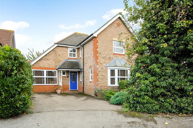 Thumbnail Detached house for sale in Nine Acres, Cippenham, Slough