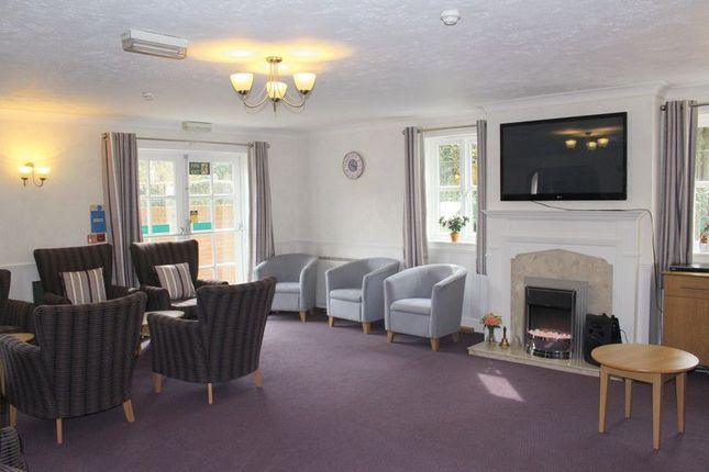 Residents Lounge of Albion Place, Northampton NN1