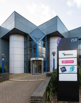 Thumbnail Office to let in 210 Winnersh Triangle, Eskdale Road, Reading, Berkshire