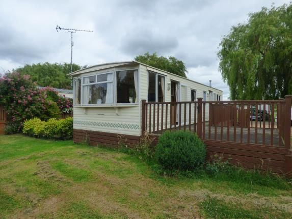 2 bed mobile/park home for sale in New Bird Lake View, Billing Aquadrome, Crow Lane, Northampton
