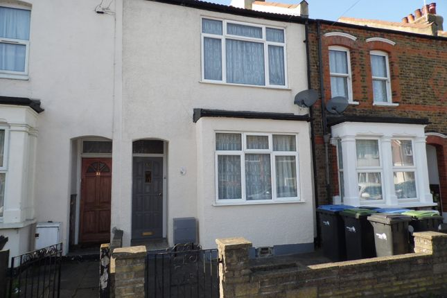 Thumbnail Terraced house for sale in Salisbury Road, Enfield