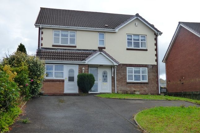 Thumbnail Detached house to rent in Ascot Drive, Baglan, Port Talbot.