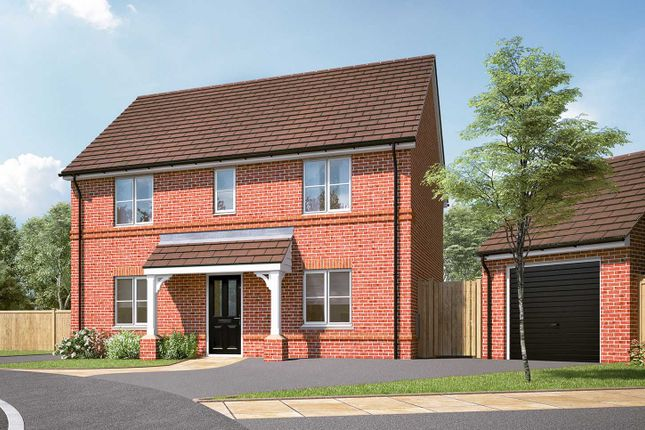 "Thumbnail Detached house for sale in ""The Leverton"" at Celsea Place, Cholsey, Wallingford"