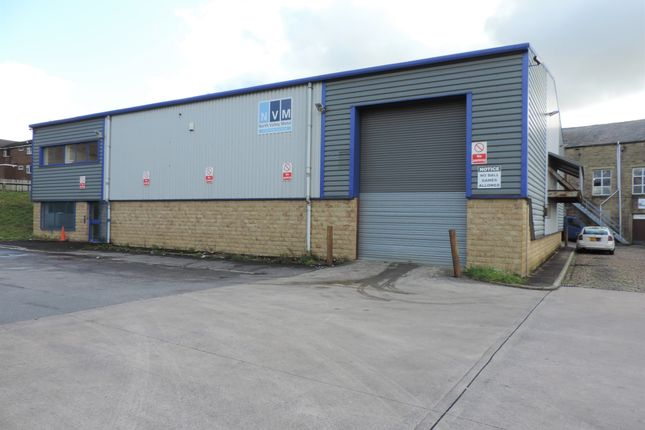 Thumbnail Warehouse to let in Netherfield Road, Nelson, Pendle