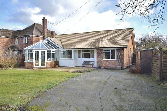 Thumbnail Bungalow for sale in Moses Plat Lane, Speen, Princes Risborough