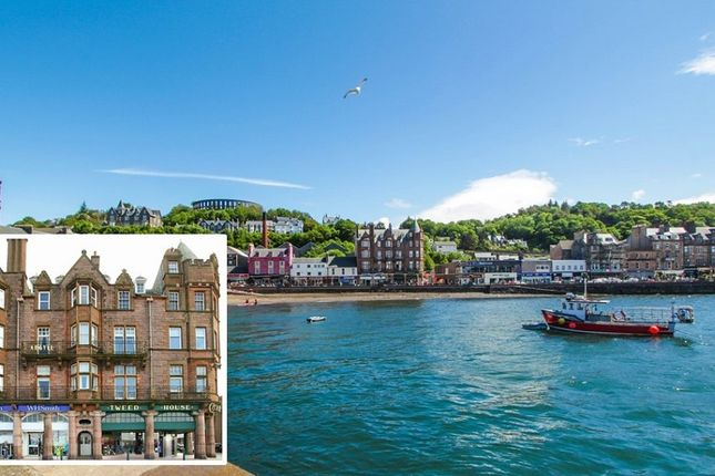 Thumbnail Flat for sale in Argyll Mansions, Oban