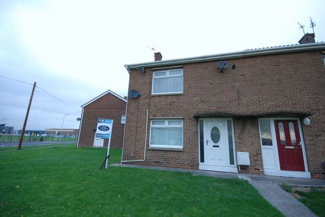 Thumbnail Terraced house for sale in College Road, Ashington