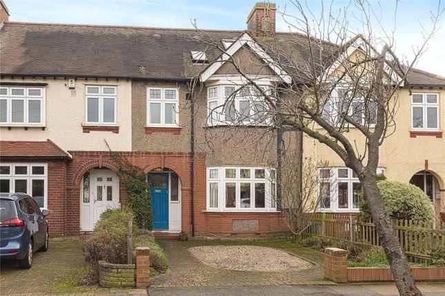 Thumbnail Terraced house for sale in Balmoral Avenue, Beckenham