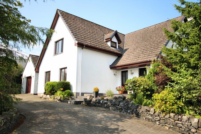 Thumbnail Detached house for sale in Oak House, Westport, New Galloway