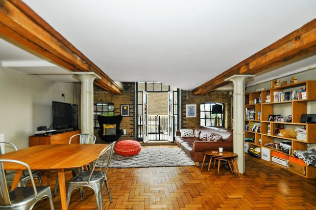 Thumbnail Flat to rent in Tannery House, Deal Street, London