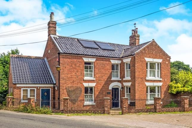 Thumbnail Detached house for sale in Catfield, Great Yarmouth, Norfolk
