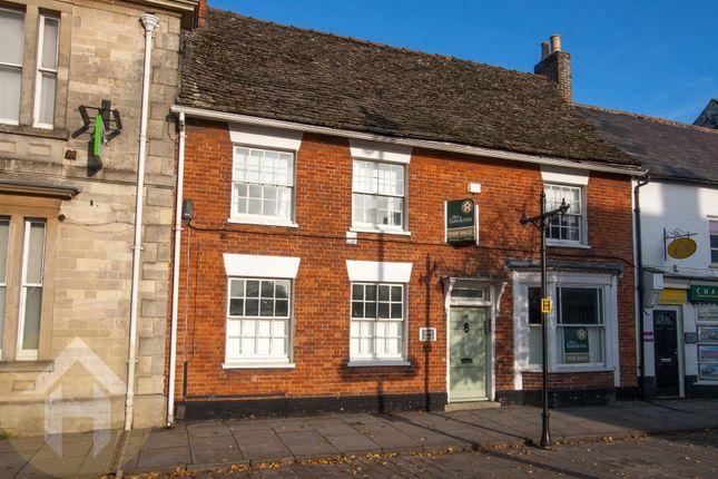 Thumbnail Cottage for sale in High Street, Royal Wootton Bassett, Swindon