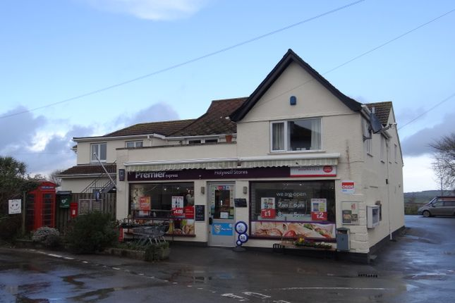 Thumbnail Retail premises for sale in St Ann's Chapel, Kingsbridge, Devon