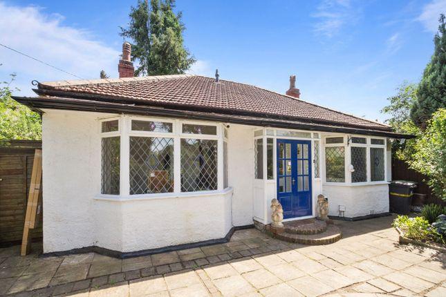 Thumbnail Detached bungalow for sale in Wickham Hill, Stapleton
