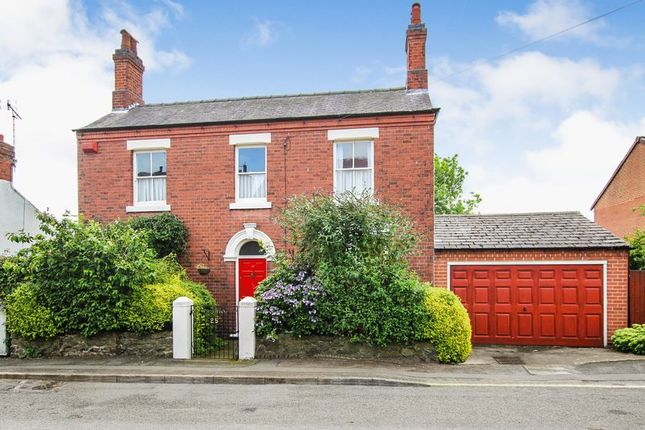 Thumbnail Detached house for sale in Brook Lane, Marehay, Ripley