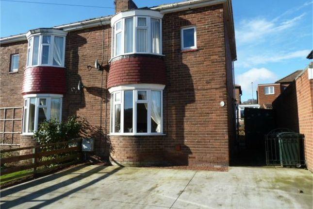 Thumbnail Semi-detached house for sale in Naylor Avenue, Winlaton Mill, Blaydon-On-Tyne, Tyne And Wear