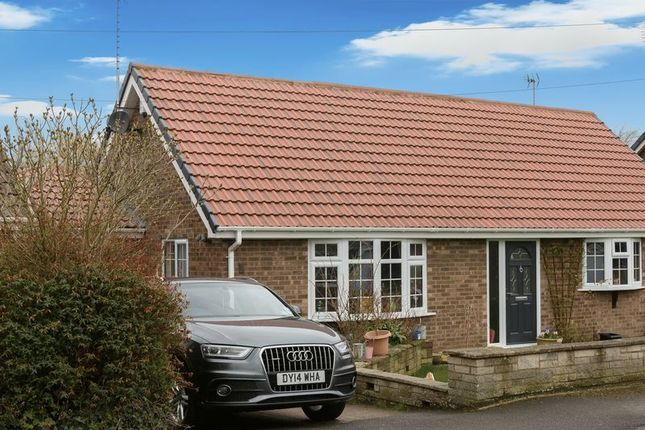 Thumbnail Detached bungalow for sale in Brackendale Drive, Walesby, Newark