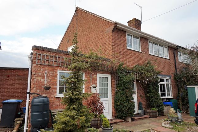 Thumbnail Semi-detached house for sale in South Green Drive, Stratford-Upon-Avon