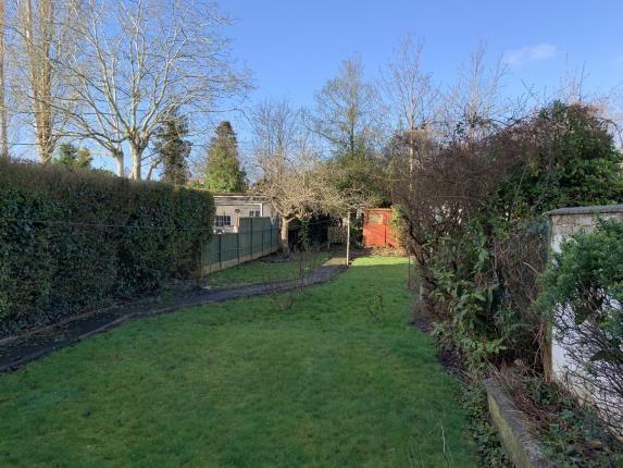 Garden of Fox Hollies Road, Hall Green, Birmingham, West Midlands B28