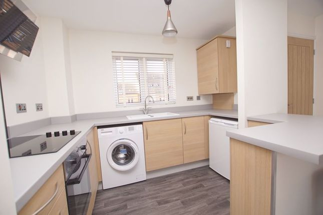 Kitchen of Magister Drive, Lee-On-The-Solent PO13