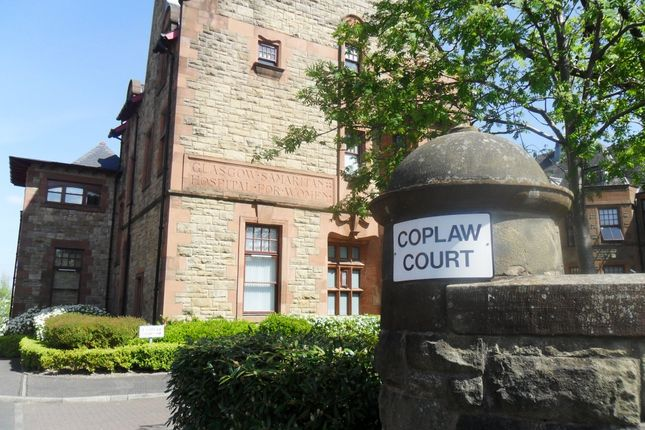 Thumbnail Flat for sale in 15 Coplaw Court, Glasgow
