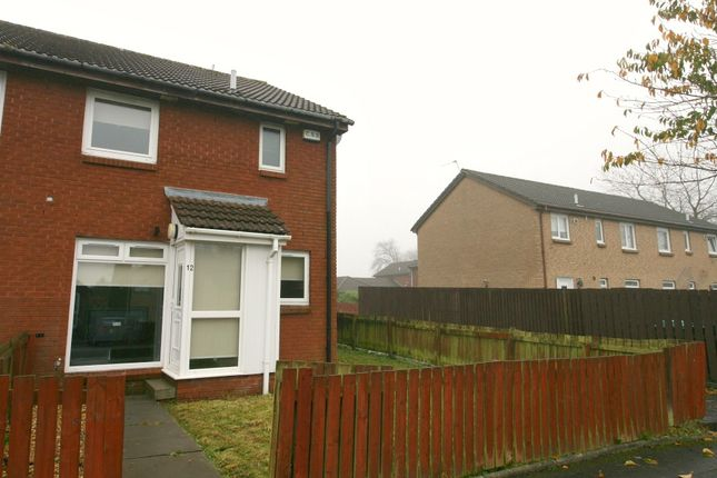 Thumbnail Semi-detached house for sale in Berriedale Quadrant, Wishaw