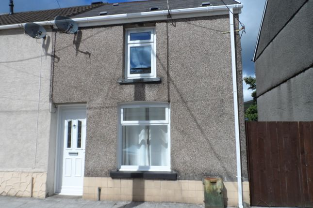 2 bed semi-detached house to rent in Commercial Street, Maesteg CF34