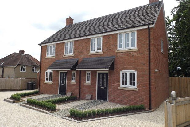 Thumbnail Semi-detached house to rent in Ashford Grove, Yeovil Marsh, Yeovil