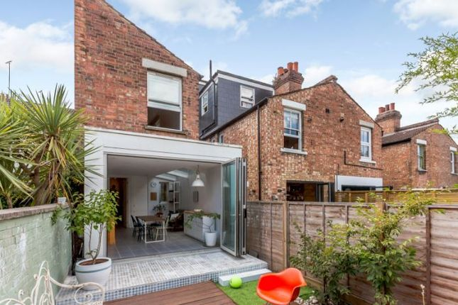 Thumbnail Terraced house to rent in Ormiston Road, London