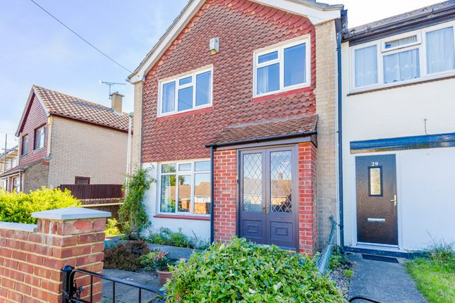 End terrace house for sale in Valerian Close, Chatham