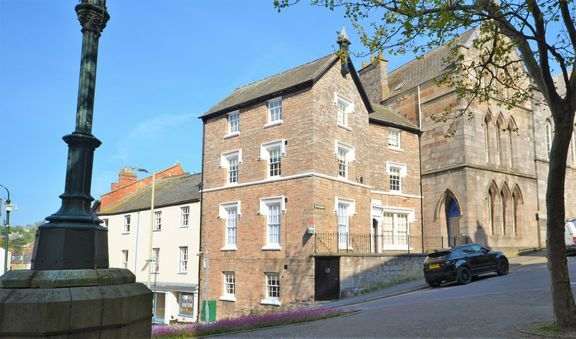 Thumbnail Flat for sale in St. Peter Street, Tiverton