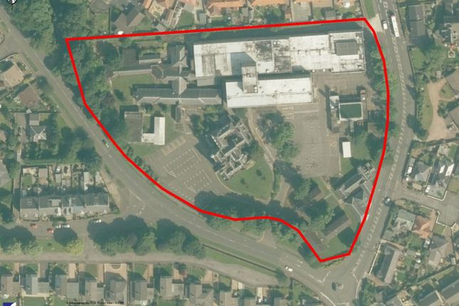 Thumbnail Land for sale in Forth Park Hospital, Bennochy Road, Kirkcaldy