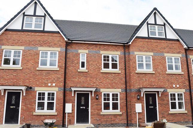 Thumbnail Town house to rent in Hatton Mews, Spondon, Derby