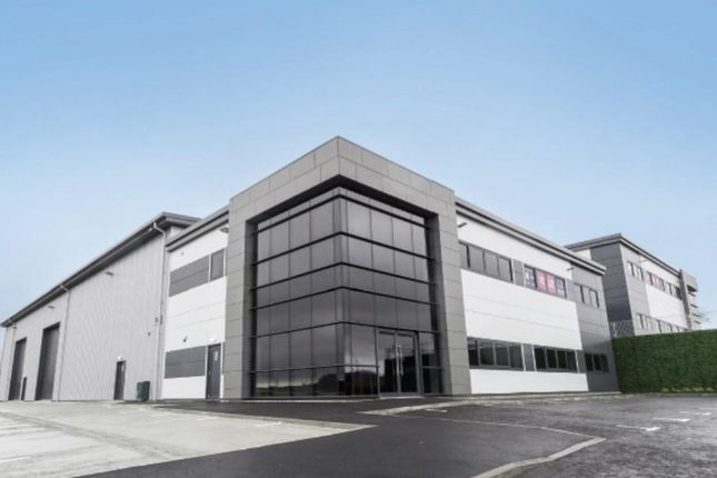Thumbnail Light industrial to let in Unit 4, Kingshill Commercial Park, Endeavour Drive, Westhill, Aberdeenshire
