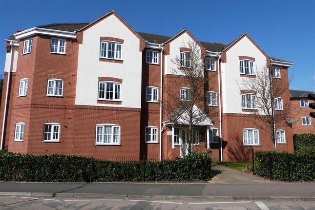Thumbnail Flat for sale in New Penkridge Road, Cannock