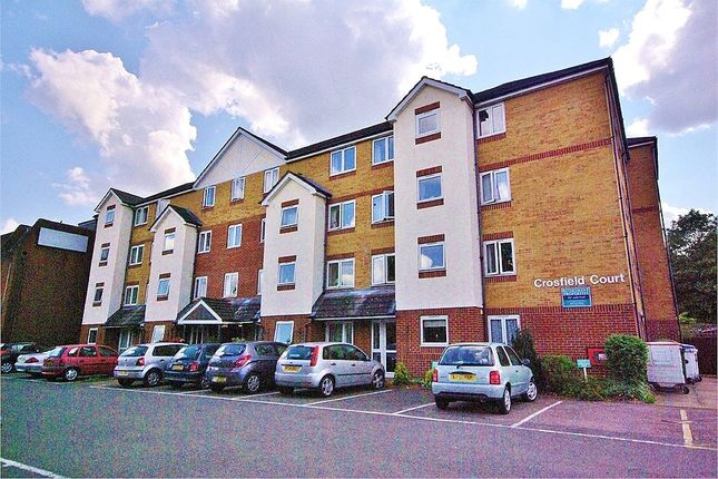 Thumbnail Flat to rent in Crosfield Court, 244-248 Lower High Street, Watford, Hertfordshire