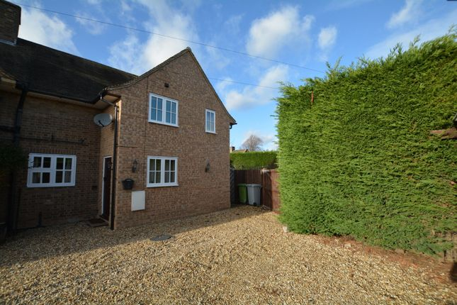 Thumbnail Semi-detached house to rent in Behay Gardens, Staythorpe, Newark