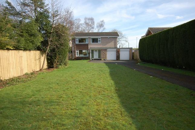 Thumbnail Detached house for sale in Callerton Court, Ponteland, Newcastle Upon Tyne