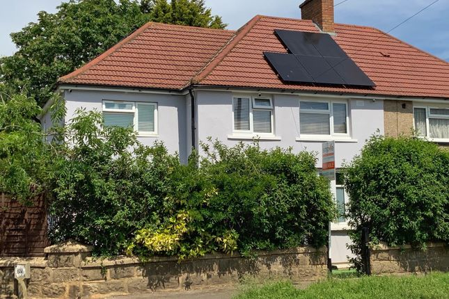Thumbnail Semi-detached house for sale in Commonwealth Avenue, Hayes
