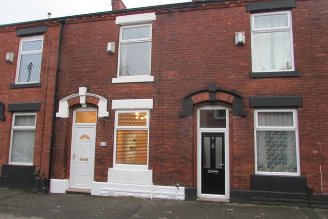 Thumbnail Terraced house to rent in Clarendon Street, Dukinfield