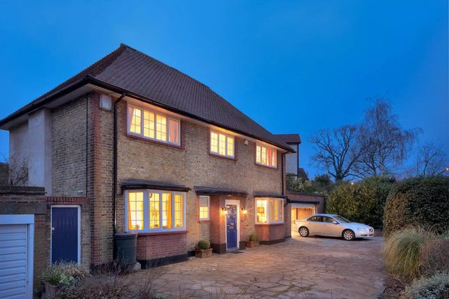 Thumbnail Detached house for sale in The Ridgeway, Mill Hill, London, 1Rs