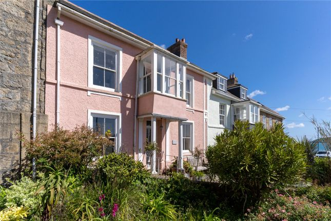 Thumbnail Terraced house for sale in Regent Terrace, Penzance, Cornwall