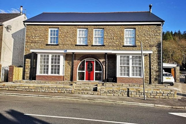 Thumbnail Detached house for sale in Neath Road, Resolven, Neath, Neath Port Talbot.