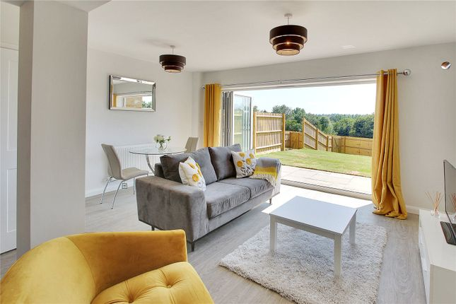 Thumbnail Semi-detached house for sale in Castle View, Off Castle Dene, Maidstone, Kent