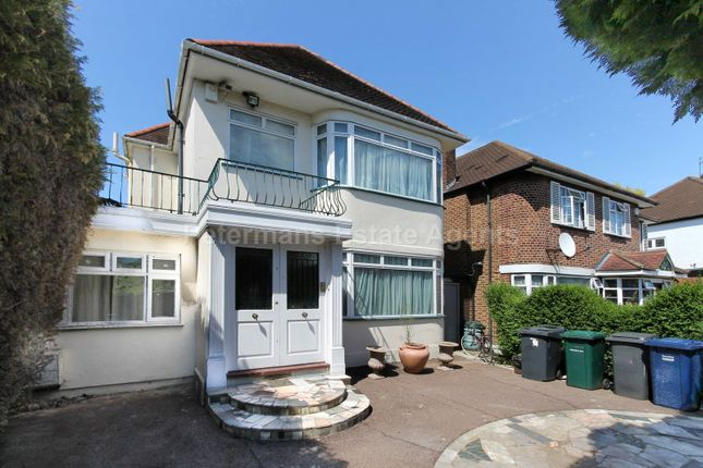 Thumbnail Detached house for sale in Penshurst Gardens, Edgware, London