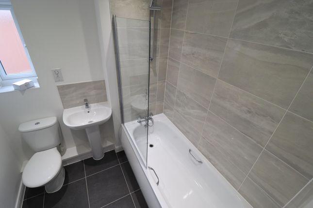 Bathroom of Fourth Avenue, Edwinstowe, Mansfield NG21