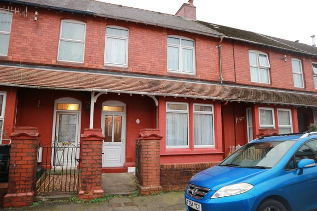 Thumbnail Terraced house for sale in Lancaster Terrace, Merthyr Tydfil